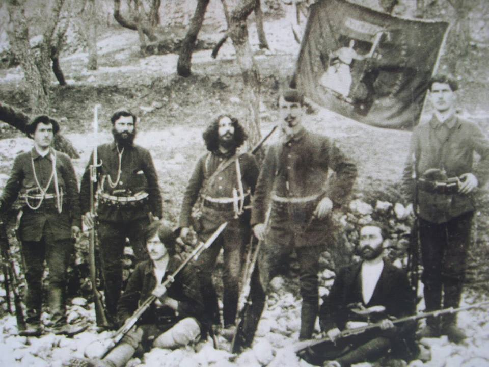 Petar_Chaulev,_Ohrid–Debar_Uprising,_1913